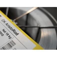 Полированная сварочная проволока OK ARISTOROD 12.50  Ø1,0 mm ESAB (18 кг)