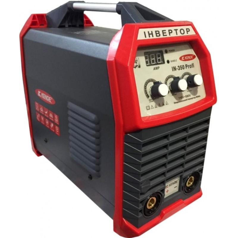 Сварочный инвертор Kende IN-350 PROFI: купить инвертор ...  Инвертор Сварочный Купить