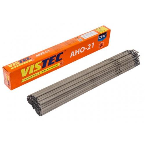 Электроды Вистек АНО-21 Ø4 mm (5кг)