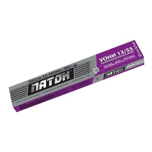 Электроды Патон CLASSIC УОНИИ 13/45 (13/55) Ø3 мм (2,5 кг)