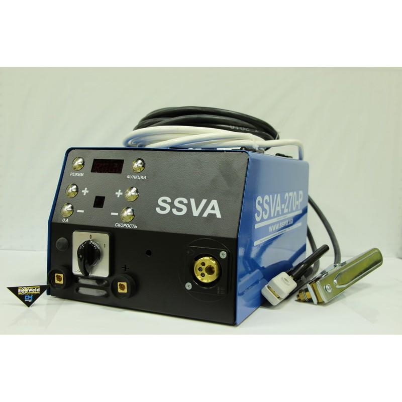 Сварочный инвертор SSVA-270-P (MMA): купить сварочный ...  Инвертор Сварочный Купить