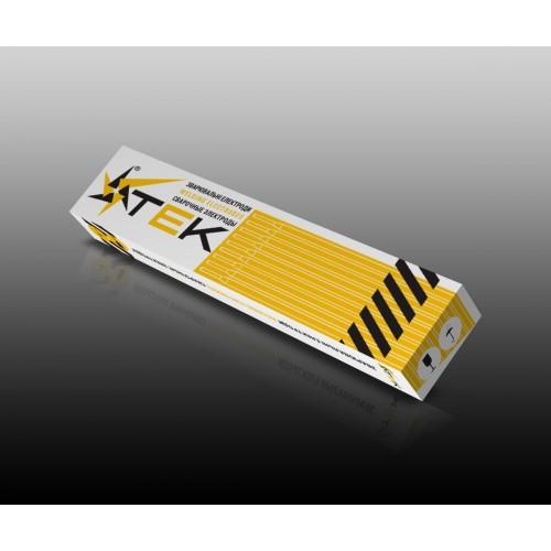 Cварочные электроды Теk ЦУ-5 2,5 (5 кг)