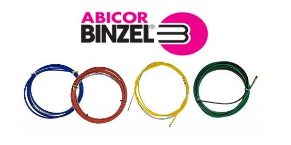 подающие каналы binzel